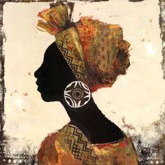 Amazon.com: Sadwana II Poster Print by Karen Dupre (24 x 24): Posters & Prints