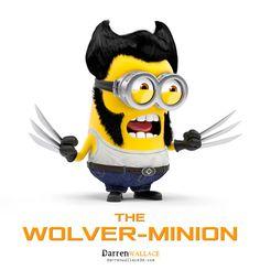 Minion 'Lobezno' - Minion 'Batman', Minion 'Star Wars' y otros Minions de película - SensaCine.com