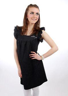 Entdecke lässige und festliche Kleider: Letztes Stück Gr. S Jeanskleid LEONY_1PK made by meko Store via DaWanda.com