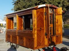 Build Your Own Gypsy Wagon | Joy
