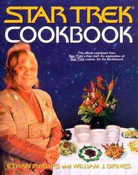 Star Trek Cookbook!
