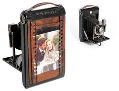 Machetă de aparat foto cu ramă