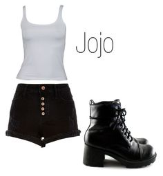 """""""Jojo"""" by jessical-cullen on Polyvore featuring beleza e River Island"""