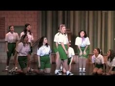 """GUYS N' DIVAS - Trailer.  """"The Showtime documentary Guys 'N Divas: Battle of the High School Musicals captures the sweat, bluster and possible insanity it takes to make high school theater in southern Indiana."""" One school rehearses ZOMBIE PROM for the International Thespian Festival."""