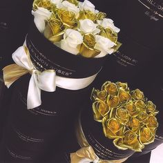 www.themillionroses.us  #goldroses