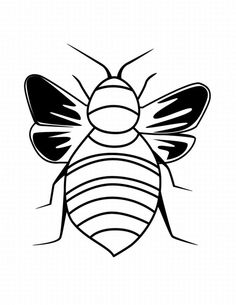 bee hive coloring pages for kids Attention grabbing bee