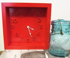 This DIY clock is the perfect addition to any room!
