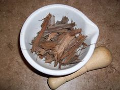 Red Cedar Bark Smudge