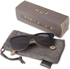 Shwood and Huf Sunglasses