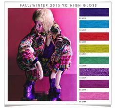 FASHION VIGNETTE: Colors