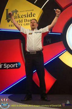 Martin Adams let's play darts