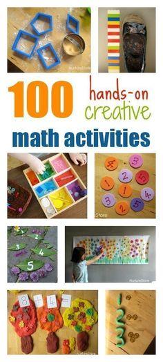 100 creative math ac