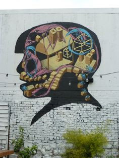 Eno, Melbourne Melbourne, Street Art