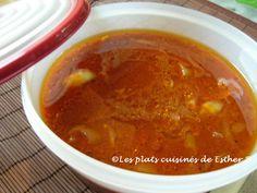 Les plats cuisinés de Esther B: Marinade Tupperware