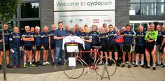 The Pedal Club at #cyclopark Maurice Burton Alf Engers Tony Doyle - http://ift.tt/1HQJd81