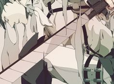 Rivaille | ORG: ➊ ➋ ➌ ➍