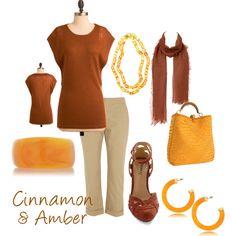 Cinnamon & Amber