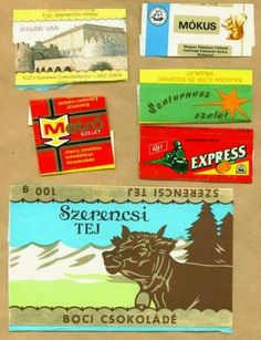 Kakao, My Childhood, Cool Stuff, Kids, Vintage, Budapest, Packaging, Landscape, Country