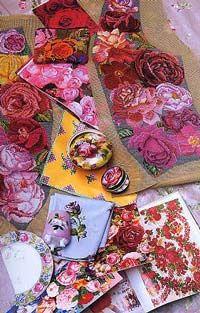 kaffe-flowers-tapestry