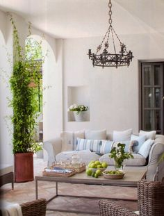 outdoor living in costa del sol | EL MUEBLE