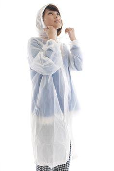 Raincoat, Pocket, Fashion, Dress, Rain Jacket, Moda, Fashion Styles, Fashion Illustrations