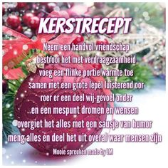 Dutch Quotes, Holidays And Events, Christmas Time, Qoutes, Humor, Winter, Female Lion, Seeds, Humour