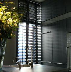 #black #shutters