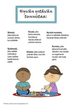 Julistepaketti koululaisen taitoja (in Finnish) by Maria Pernu | Teachers Pay Teachers