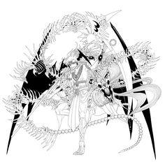 Ren Hakuryuu - MAGI: The Labyrinth of Magic - Image - Zerochan Anime Image Board Anime Magi, Manga Anime, Hakuryuu Ren, Sinbad, Arabian Nights, Magic Kingdom, Image Boards, Shoujo, Anime Love