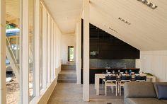 .. Dream Home Design, House Design, Contemporary Design, Things To Come, Architecture, Table, Furniture, Home Decor, Arquitetura