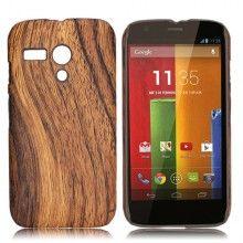 Schutzhülle für Motorola Moto G Wood Coffe 6,99 €
