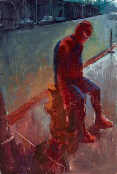 William Wray - Superheroes