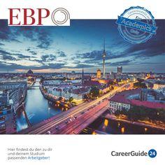 Bei EBP könnt ihr den Direkteinstieg bei in ein weltweit agierendes IT-Unternehmen schaffen.