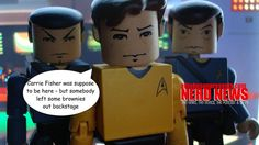 Star Trek TOS - Kirk, Spock & Bones