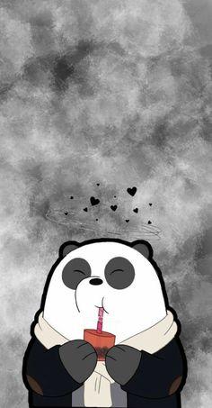 Cute Tumblr Wallpaper, Cute Panda Wallpaper, Dark Wallpaper Iphone, Funny Phone Wallpaper, Cartoon Wallpaper Iphone, Bear Wallpaper, Cute Patterns Wallpaper, Cute Disney Wallpaper, Kawaii Wallpaper