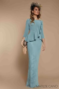 Hijab Dress, Peplum Dress, Wearing A Tuxedo, Bridesmaid Dresses, Wedding Dresses, Bridesmaids, Quinceanera Dresses, Single Women, Party Fashion