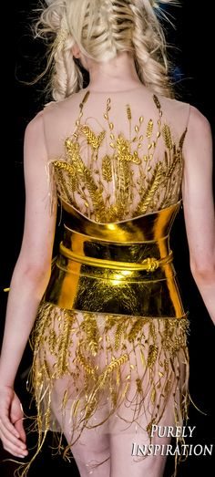 Jean Paul Gaultier 2017 Spring Haute Couture | Purely Inspiration