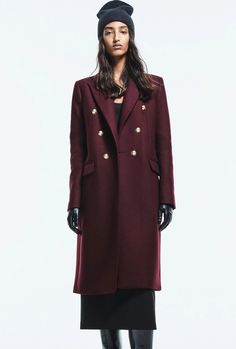 Inauguration-Inspired Coats Because There's Still a Lot of Winter Left