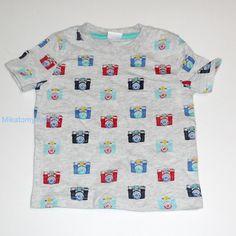 F&F kojenecké bavl triko vel 6-9m kluk
