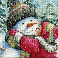 Gallery.ru / Photo # 1 - Snowman - 633-10-66