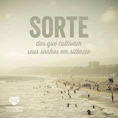#mensagenscomamor #sorte #frases #sonhos #cultivar #silêncio