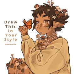 Art Style Challenge, Drawing Challenge, Pretty Art, Cute Art, Arte Fashion, Art Prompts, Cartoon Art Styles, People Art, Art Reference Poses