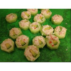California roll... Protein style :-)