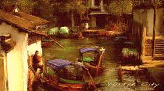 #picture #イラスト #YouTube #nodasanta 新作の絵で僕の好きな水郷をお絵描きしました。  ジェイソン・チェンのファンへこの動画は期間限定で見れなくなります。 心動心痛 - Jason Chen x Alisa Galper  https://youtu.be/ugnHo9McKqg