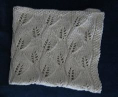Beautiful blanket.  I think it would make a much nicer lap blanket for an older person than for a baby.  Little holes make for places little fingers can get tangled.