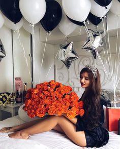 Birthday Goals, 22nd Birthday, Birthday Celebration, Girl Birthday, Happy Birthday, Cute Birthday Pictures, Birthday Photos, Birthday Room Decorations, Birthday Photography