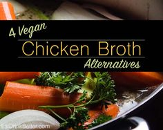 Whether you make it or buy it, there are lots of ways to replace chicken broth!