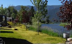 Wagonhammer RV Park & Campground in ID near the Salmon River