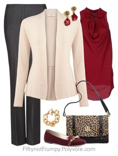 Take a look at the best women fashion over 50 fifty not frumpy in the photos below and get ideas for your outfits! 6 Balance and proportion are key: loose tops look better with slimline trousers and skirts; Over 50 Womens Fashion, Fashion Over 50, Work Fashion, Fashion Top, Petite Fashion, Ladies Fashion, Fashion Styles, Fall Fashion Trends, Winter Fashion