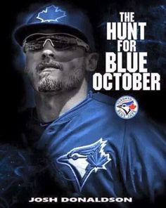 Josh Donaldson is a Toronto Blue Jay! Also a MVP candidate in the Hunt For Blue October. Blue Jay Way, Go Blue, Baseball Boys, Baseball Players, Mlb Blue Jays, Sports Sites, Sports Teams, World Baseball Classic, Blue October
